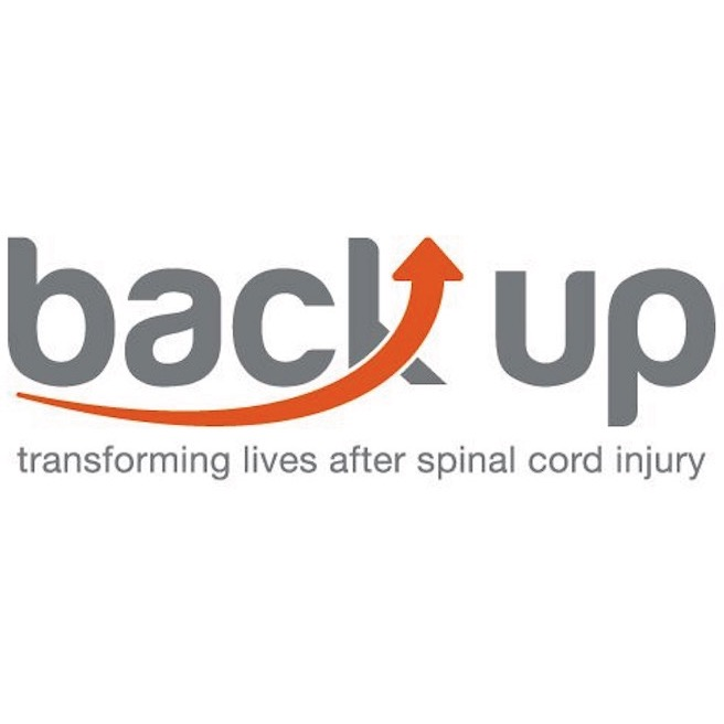 Back up trust logo