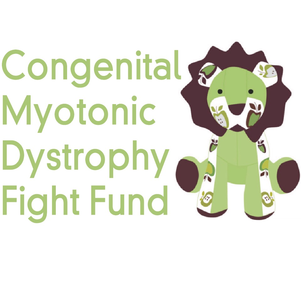 Congenital Myotonic Dystrophy Fight Fund charity logo