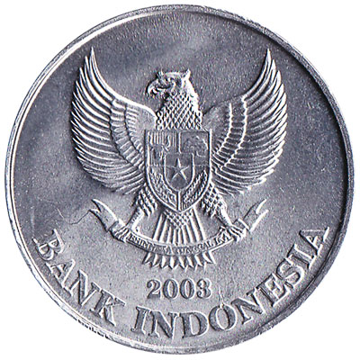 Indonesia 200 Rupiah coin
