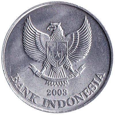 Indonesia 200 Rupiah coin