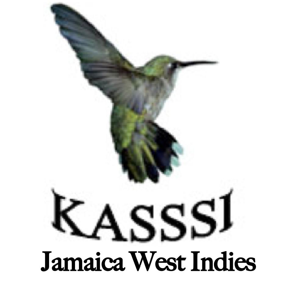 Kasssi Jamaica West Indies logo