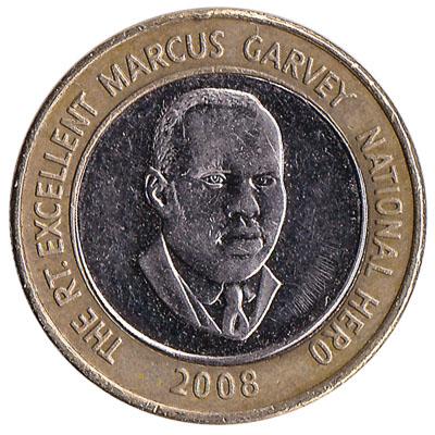 20 Jamaican Dollars coin