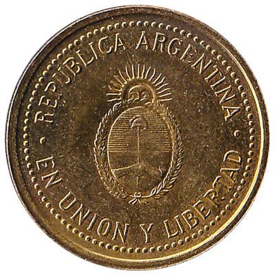 10 Centavos coin Argentina