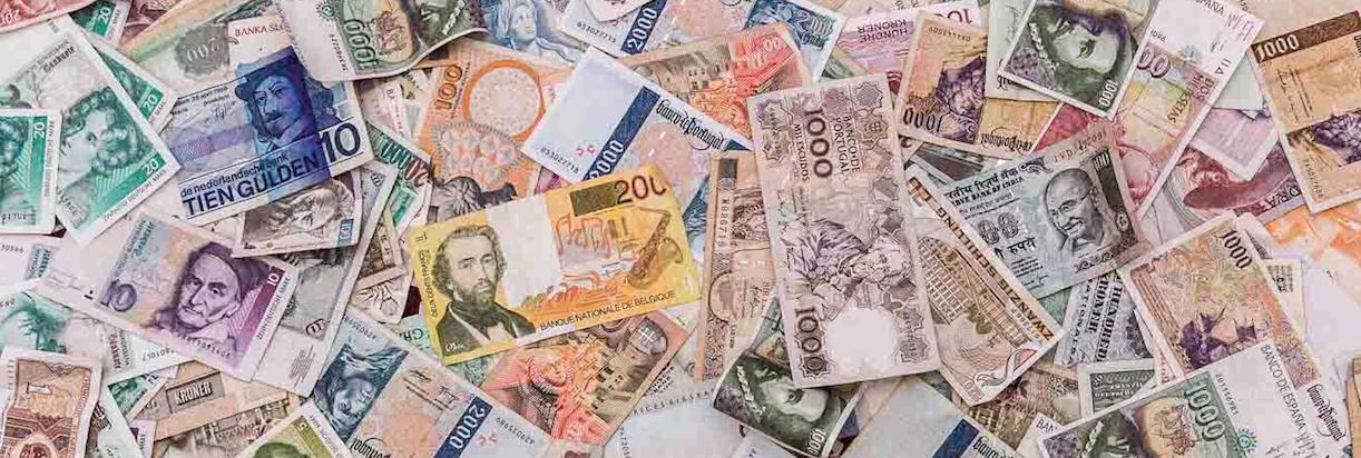 amazing banknotes