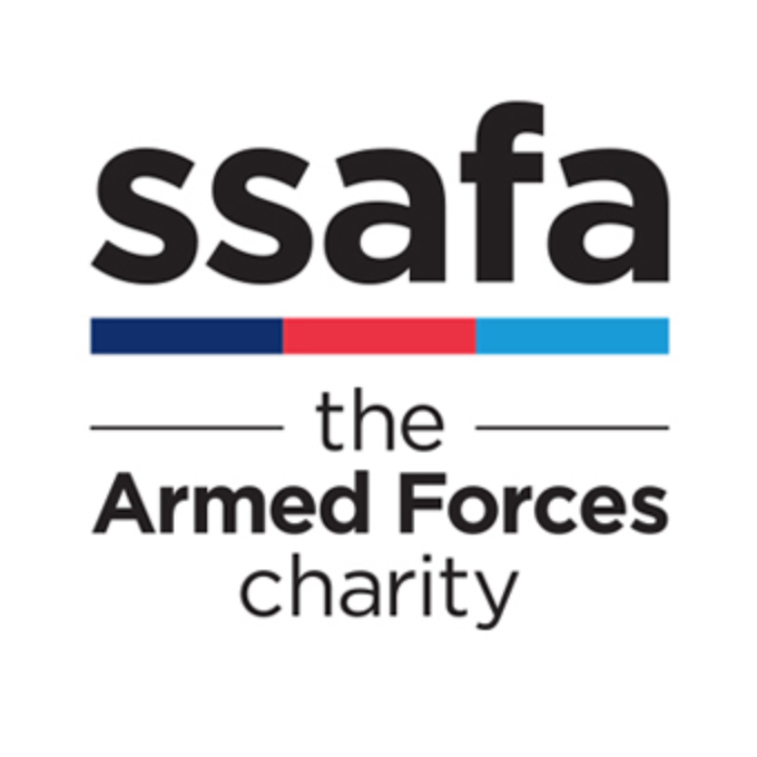 SSAFA the Armed Forces charity logo