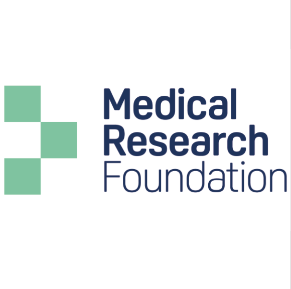 Medical Research Foundation MRF logo
