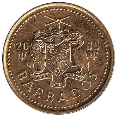 5 cent dollar coin