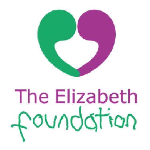 The Elizabeth Foundation logo square
