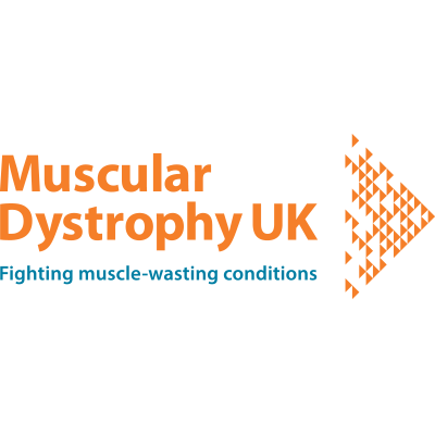 Muscular dystrophy UK logo