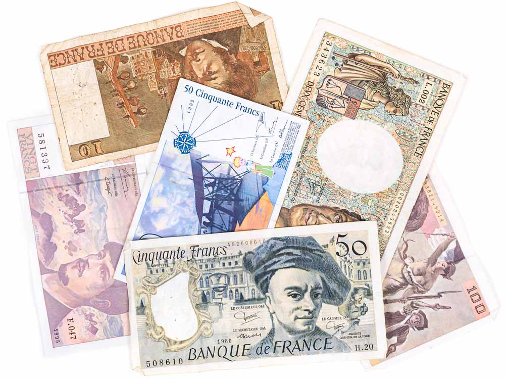 Can old currency be exchanged now?