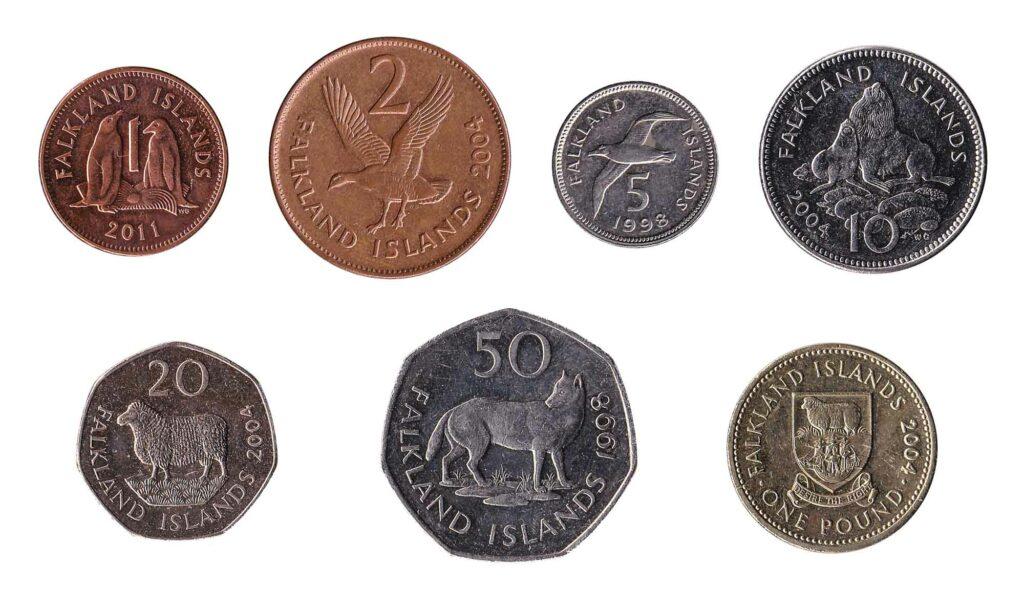 Falkland Islands Pounds legal tender UK