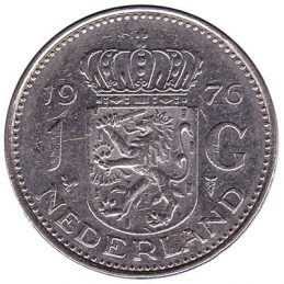1 gulden coin (Juliana)