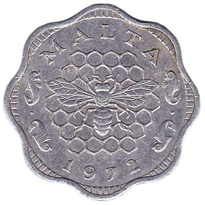 3 mils coin Malta