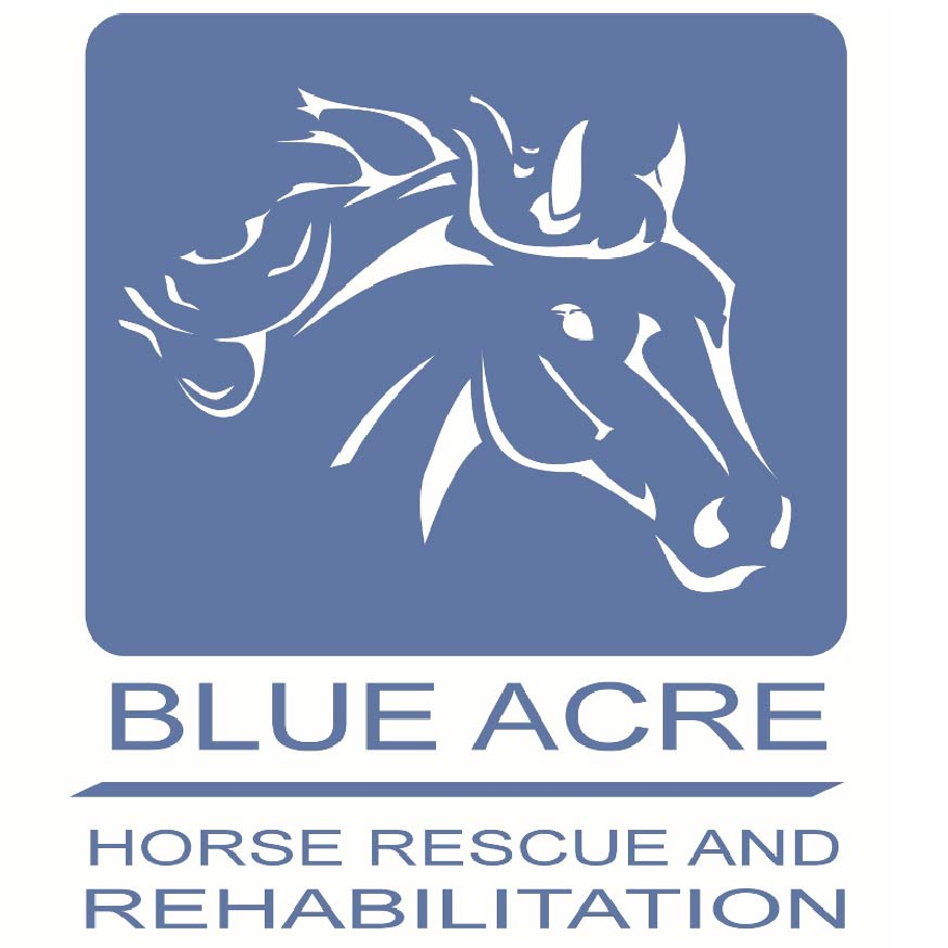Blue Acre Horse Rescue and Rehabilitation Centre charity logo