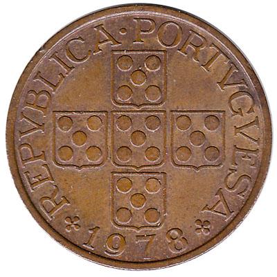 50 Centavos coin Portugal